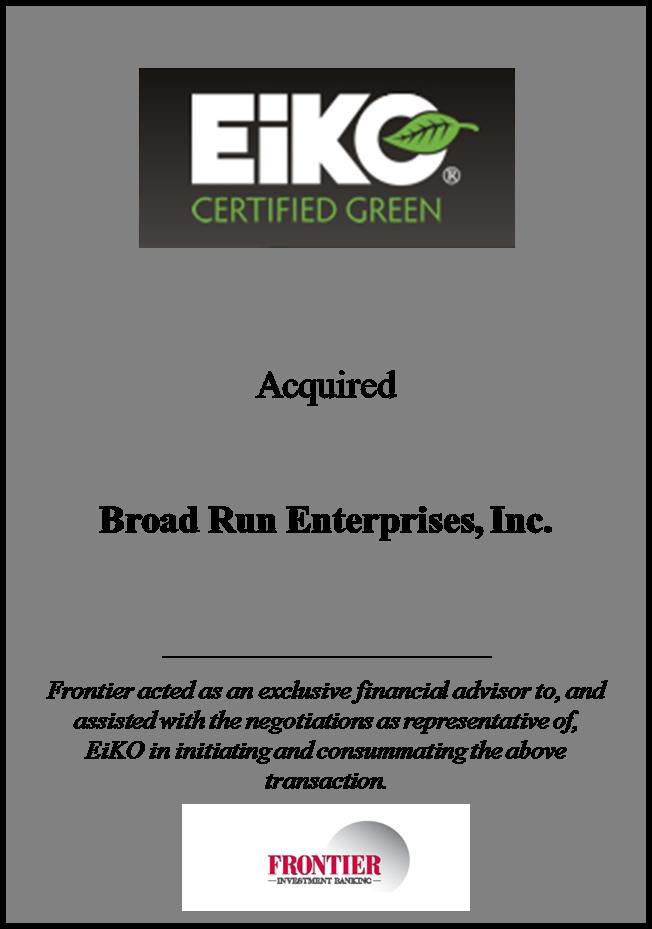 Eiko - Broadrun