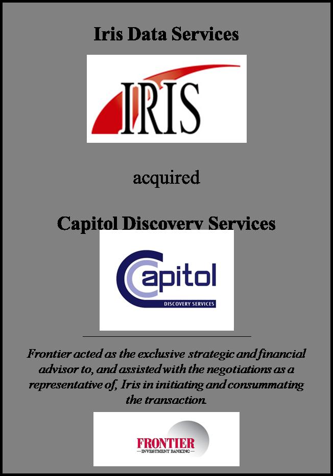 Iris - Capitol