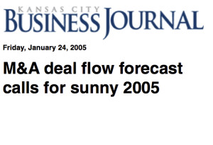 MA-Deal-Flow-Forecast-Calls-for-Sunny-20051-300x205
