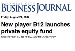 New-Player-B12-Launches-PE-Fund-300x204